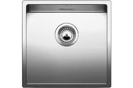 Кухонная мойка BLANCO - CLARON 400-IF нержсталь зеркальная полировка (521572)