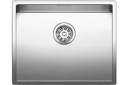Кухонная мойка BLANCO - CLARON 500-U нержсталь зеркальная полировка (521577)