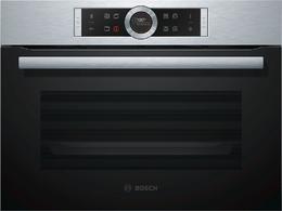 Компактный духовой шкаф BOSCH - CBG633NS3