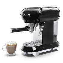 Кофемашина SMEG - ECF-01BLEU (черный)