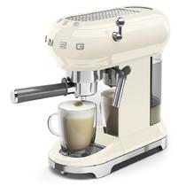 Кофемашина SMEG - ECF-01CREU (кремовый)