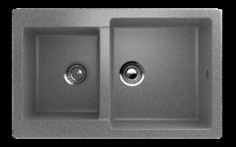 Кухонная мойка ECOSTONE - ES 28 309 темно-серый