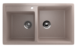 Кухонная мойка ECOSTONE - ES 30 302 песочный
