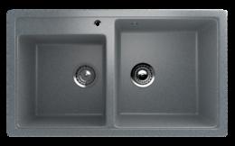 Кухонная мойка ECOSTONE - ES 30 309 темно-серый
