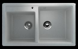 Кухонная мойка ECOSTONE - ES 30 310 серый