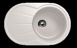 Кухонная мойка ECOSTONE - ES 31 331 белый