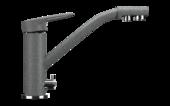 Кухонный смеситель ECOSTONE - 05 309 темно-серый
