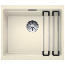 Гранитная кухонная мойка BLANCO - Etagon 500-U жасмин (522232) (в наличии) ID:NL05212