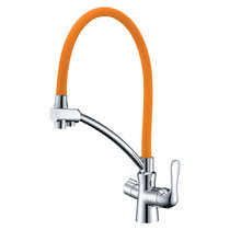 Кухонный смеситель - LeMark - LM3070C-Orange Комфорт