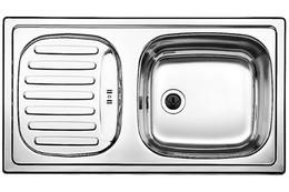 Кухонная мойка BLANCO - FLEX mini нерж сталь матовая (511918)