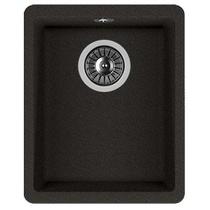 Кухонная мойка FLORENTINA - Вега 300 черный FSm