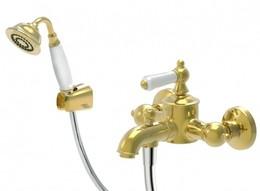 Смеситель для душа и ванны - BRAVAT - F675109U-B1-RUS