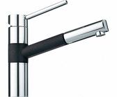 Кухонный смеситель FRANKE - 350  хром/графит металлик (115.0006.707)