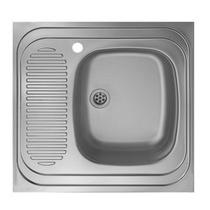 """Кухонная мойка из нержавеющей стали FRANKE - BLN 710-60-5 1.5"""" прав б/в (103.0029.624) (в наличии) ID:FR015623"""