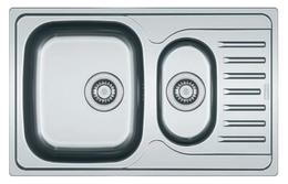Кухонная мойка из нержавеющей стали FRANKE - Polar PXL 651-78 (101.0192.923) (в наличии) ID:FR015353