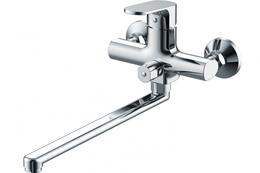 Смеситель для ванны и душа - BRAVAT - F6105161C-01A PURE