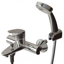 Смеситель для ванны и душа - BRAVAT - F64898C-B DROP