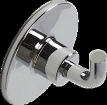 Крючек для полотенца - Fixsen - FX-92105A ROUND