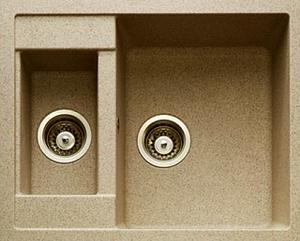 Кухонная мойка GRAN-STONE - GS 21 302 песочный