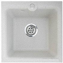 Кухонная мойка GRAN-STONE - GS 42 331 белый