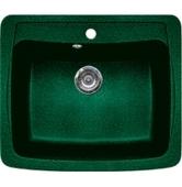 Кухонная мойка GRAN-STONE - GS 11 305 зеленый