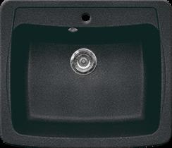 Кухонная мойка GRAN-STONE - GS 03 309 темно-серый