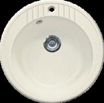Кухонная мойка GRAN-STONE - GS 05S 241 молоко