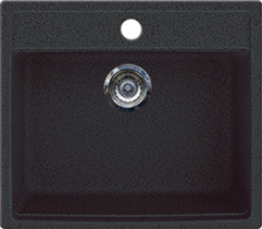 Кухонная мойка GRAN-STONE - GS 06 309 темно-серый