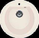 Кухонная мойка GRAN-STONE - GS 07 331 белый