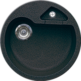 Кухонная мойка GRAN-STONE - GS 08K 308 черный