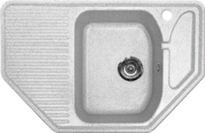 Кухонная мойка GRAN-STONE - GS 10 310 серый