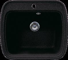 Кухонная мойка GRAN-STONE - GS 11 308 черный