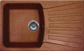Кухонная мойка GRAN-STONE - GS 12 307 терракот