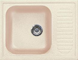 Кухонная мойка GRAN-STONE - GS 13 328 бежевый