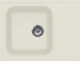Кухонная мойка GRAN-STONE - GS 13 331 белый