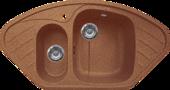 Кухонная мойка GRAN-STONE - GS 14 307 терракот