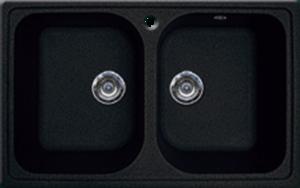 Кухонная мойка GRAN-STONE - GS 15 308 черный