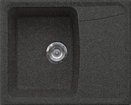 Кухонная мойка GRAN-STONE - GS 17K 308 черный
