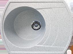 Кухонная мойка GRAN-STONE - GS 65 310 серый