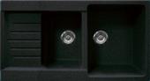 Кухонная мойка GRAN-STONE - GS 98К 308 черный