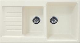 Мойка GRAND-STONE - GS 98К 402 ваниль (в наличии) ID:GS02223