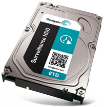 Жесткий диск SEAGATE BARRACUDA -  ST6000NM0105
