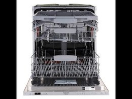 Посудомоечная машина HOTPOINT-ARISTON - HIO 3C23 WF