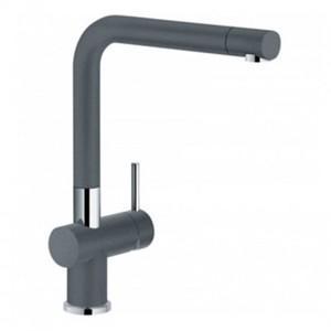 Кухонный смеситель FRANKE - Active Plus с выдвижным изливом графит (115.0373.890)