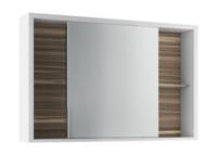 Шкаф с зеркалом - EDELFORM - 2-763-44-S