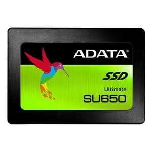 Твердотельный диск ADATA - ASU650SS-240GT-R ASU650SS-240GT-R