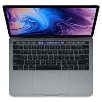 Ноутбук APPLE - MacBook Pro 13 Touch Bar Space Gray MUHN2RU/A