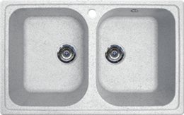 Кухонная мойка GRAN-STONE - GS 15 309 темно-серый