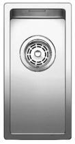 Кухонная мойка BLANCO - CLARON 180-IF нержсталь зеркальная полировка (521564)