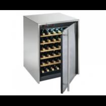 Винный шкаф INDELB - INOX-(SP-496)-